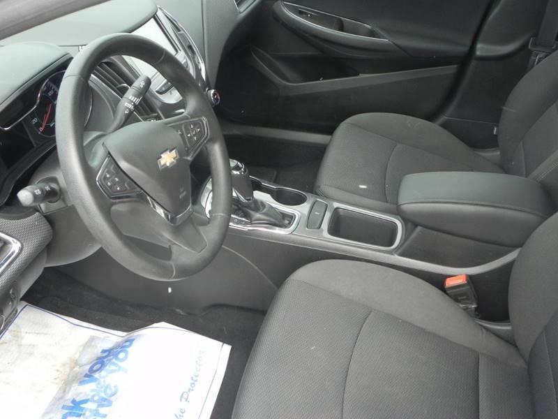 2017 Chevrolet Cruze LT Auto 4dr Sedan - Bad Axe MI