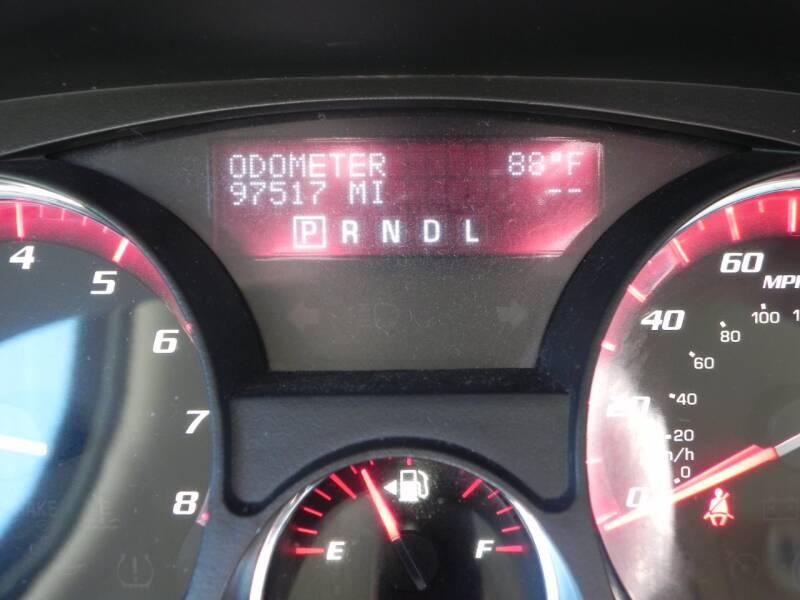 2012 GMC Acadia AWD SLT-1 4dr SUV - Bad Axe MI