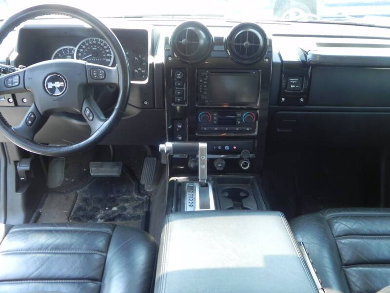 2007 HUMMER H2 4dr SUV 4WD - Bad Axe MI