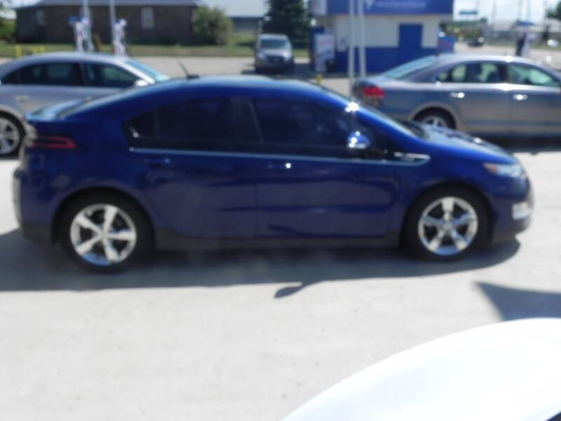 2012 Chevrolet Volt Premium 4dr Hatchback - Bad Axe MI