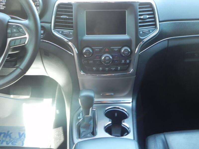 2018 Jeep Grand Cherokee 4x4 Limited 4dr SUV - Bad Axe MI
