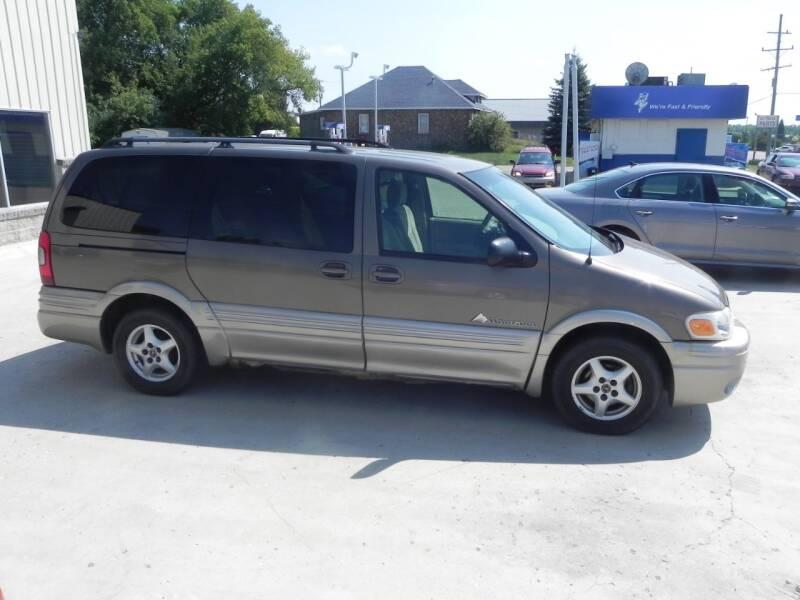 2004 Pontiac Montana Fwd 4dr Extended Mini-Van - Bad Axe MI