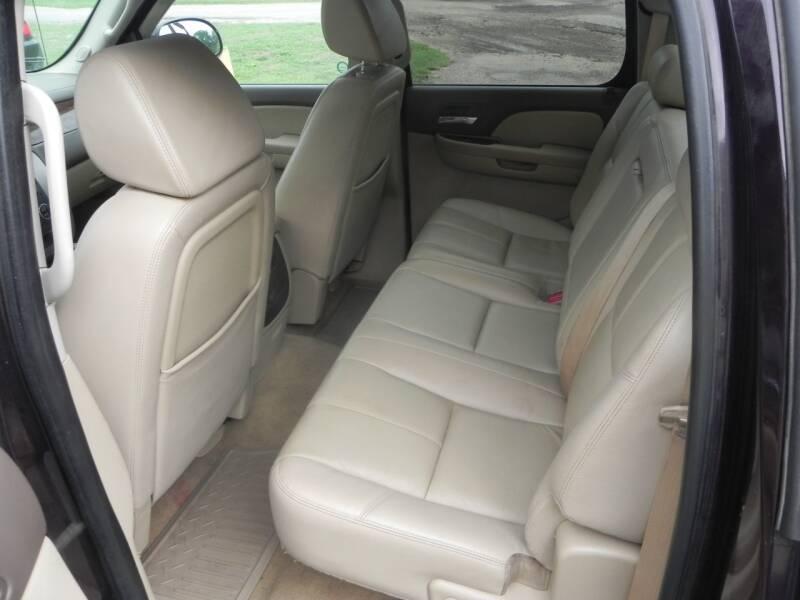 2008 GMC Sierra 1500 4WD SLT 4dr Crew Cab 5.8 ft. SB - Bad Axe MI