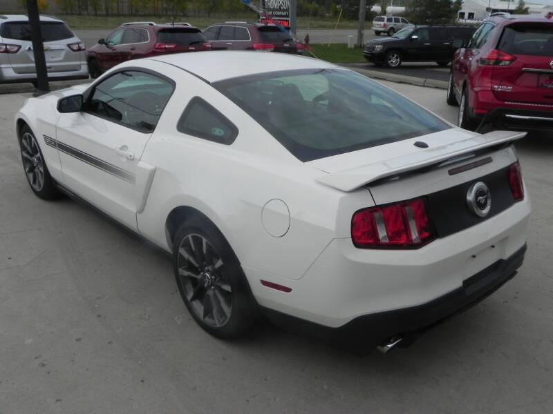 2011 Ford Mustang GT Premium 2dr Fastback - Bad Axe MI