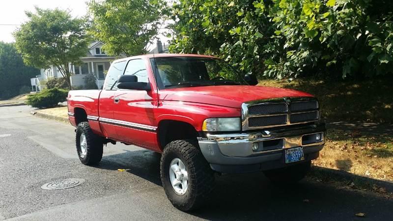 1997 dodge ram pickup 1500 laramie slt 2dr 4wd extended cab sb in 1997 Dodge Ram 1500 SLT Laramie Interior 1997 dodge ram pickup 1500 laramie slt 2dr 4wd extended cab sb portland or