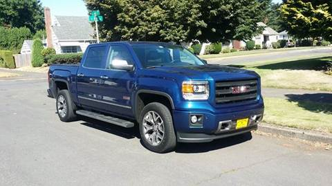 2015 GMC Sierra 1500 for sale at TONY'S AUTO WORLD in Portland OR
