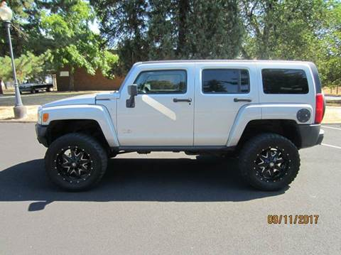 2006 HUMMER H3 for sale at TONY'S AUTO WORLD in Portland OR