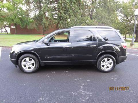 2008 GMC Acadia for sale at TONY'S AUTO WORLD in Portland OR