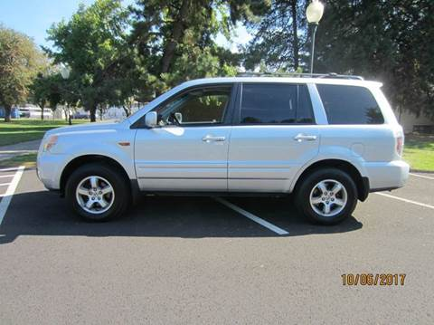2006 Honda Pilot for sale at TONY'S AUTO WORLD in Portland OR