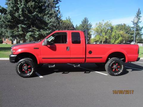 1999 Ford F-250 Super Duty for sale at TONY'S AUTO WORLD in Portland OR