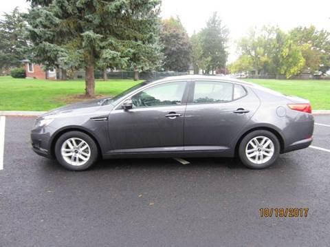 2011 Kia Optima for sale at TONY'S AUTO WORLD in Portland OR