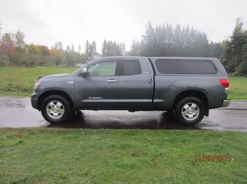 2007 Toyota Tundra for sale at TONY'S AUTO WORLD in Portland OR