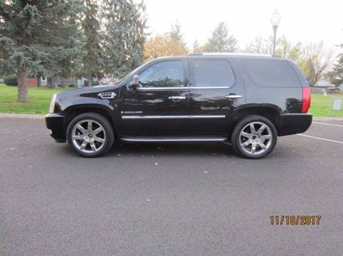 2008 Cadillac Escalade for sale at TONY'S AUTO WORLD in Portland OR