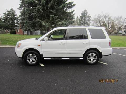 2008 Honda Pilot for sale at TONY'S AUTO WORLD in Portland OR