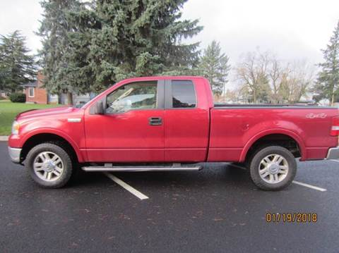 2008 Ford F-150 for sale at TONY'S AUTO WORLD in Portland OR