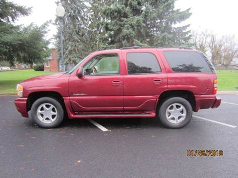 2003 GMC Yukon for sale at TONY'S AUTO WORLD in Portland OR