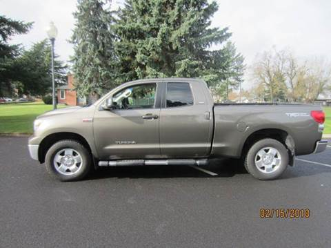 2009 Toyota Tundra for sale at TONY'S AUTO WORLD in Portland OR