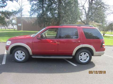 2010 Ford Explorer for sale at TONY'S AUTO WORLD in Portland OR