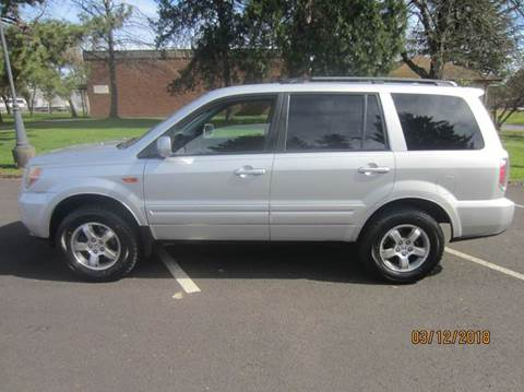 2007 Honda Pilot for sale at TONY'S AUTO WORLD in Portland OR