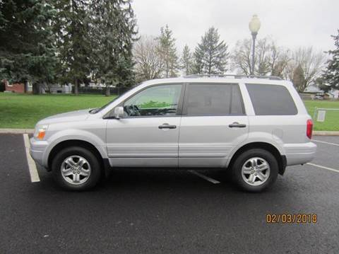 2005 Honda Pilot for sale at TONY'S AUTO WORLD in Portland OR