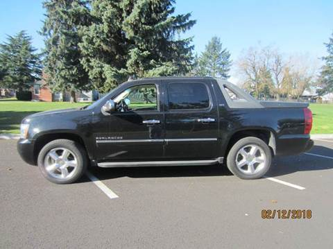 2010 Chevrolet Avalanche for sale at TONY'S AUTO WORLD in Portland OR