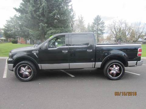 2006 Lincoln Mark LT for sale at TONY'S AUTO WORLD in Portland OR