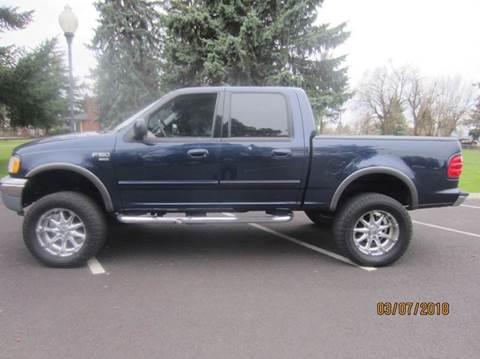 2003 Ford F-150 for sale at TONY'S AUTO WORLD in Portland OR