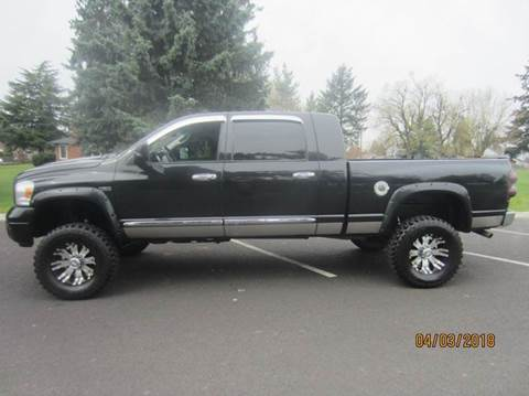 2008 Dodge Ram Pickup 1500 for sale at TONY'S AUTO WORLD in Portland OR