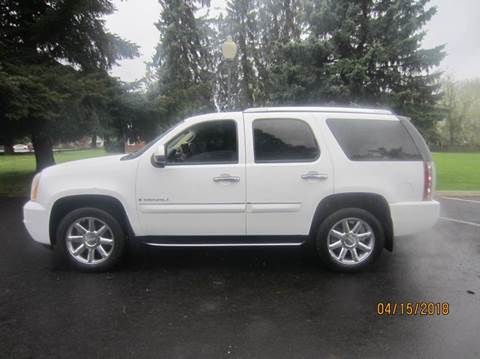 2007 GMC Yukon for sale at TONY'S AUTO WORLD in Portland OR