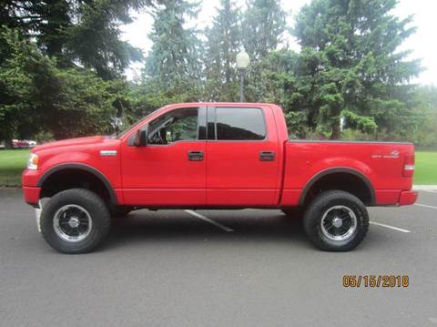 2004 Ford F-150 for sale at TONY'S AUTO WORLD in Portland OR