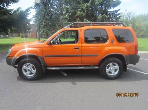 2003 Nissan Xterra for sale at TONY'S AUTO WORLD in Portland OR