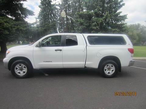 2011 Toyota Tundra for sale at TONY'S AUTO WORLD in Portland OR