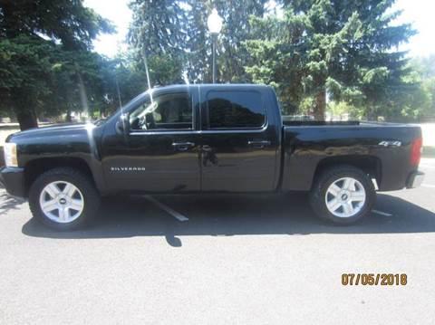 2007 Chevrolet Silverado 1500 for sale at TONY'S AUTO WORLD in Portland OR