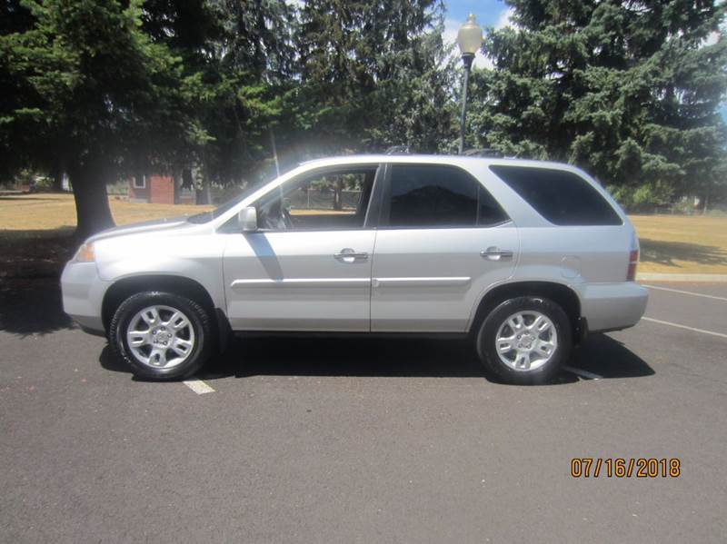 2005 Acura MDX for sale at TONY'S AUTO WORLD in Portland OR