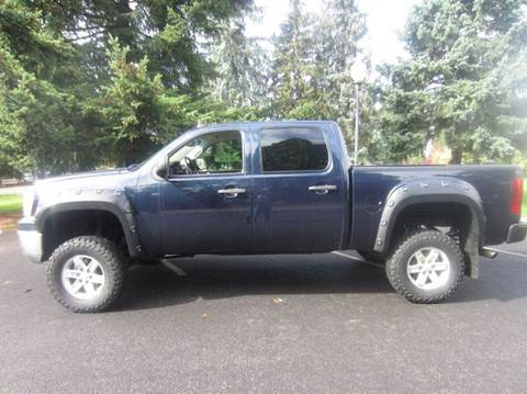 2008 GMC Sierra 1500 for sale at TONY'S AUTO WORLD in Portland OR