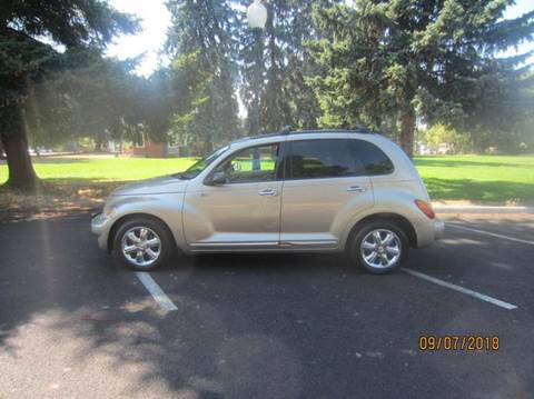 2003 Chrysler PT Cruiser for sale at TONY'S AUTO WORLD in Portland OR
