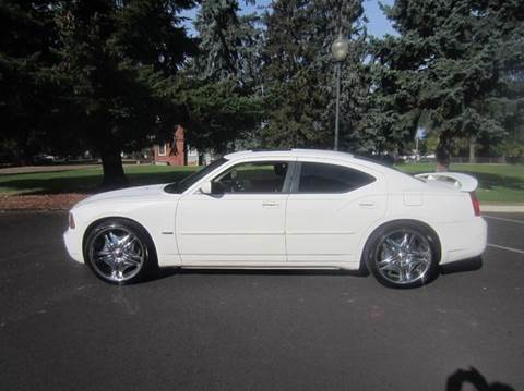 2006 Dodge Charger for sale at TONY'S AUTO WORLD in Portland OR