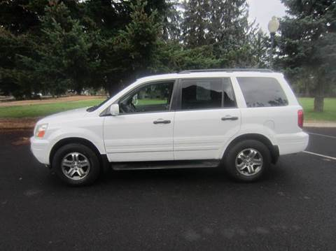 2004 Honda Pilot for sale at TONY'S AUTO WORLD in Portland OR