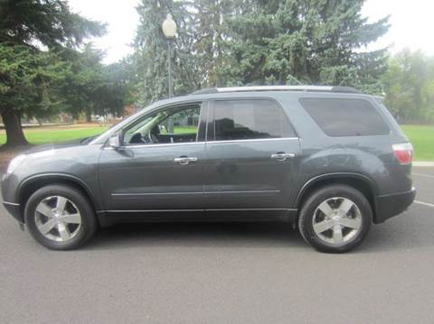 2011 GMC Acadia for sale at TONY'S AUTO WORLD in Portland OR