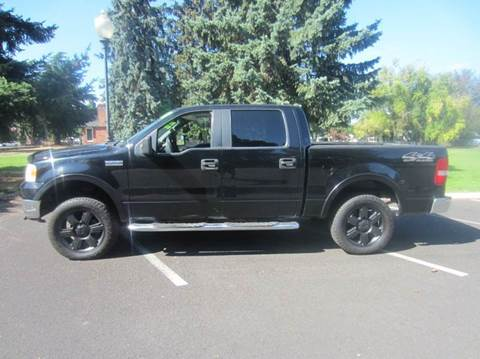 2007 Ford F-150 for sale at TONY'S AUTO WORLD in Portland OR