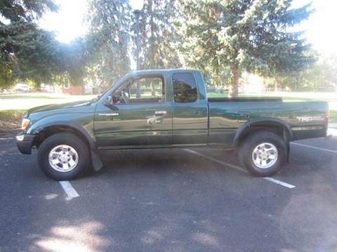 1999 Toyota Tacoma for sale at TONY'S AUTO WORLD in Portland OR