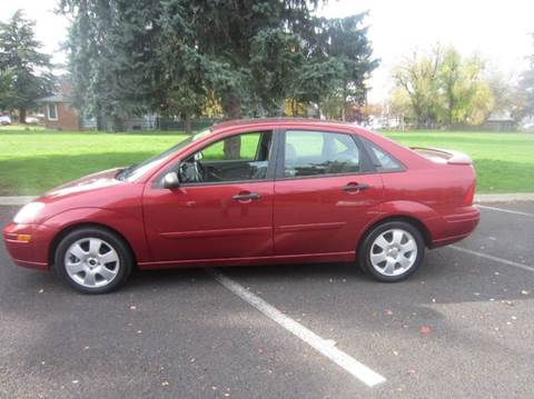 2002 Ford Focus for sale at TONY'S AUTO WORLD in Portland OR