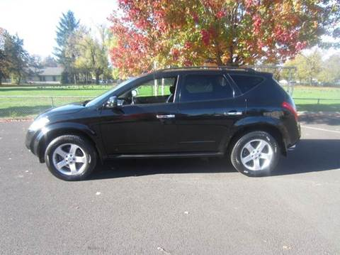 2004 Nissan Murano for sale at TONY'S AUTO WORLD in Portland OR