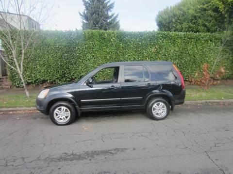 2004 Honda CR-V for sale at TONY'S AUTO WORLD in Portland OR