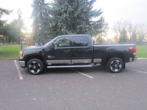 2010 GMC Sierra 2500HD for sale in Portland, OR
