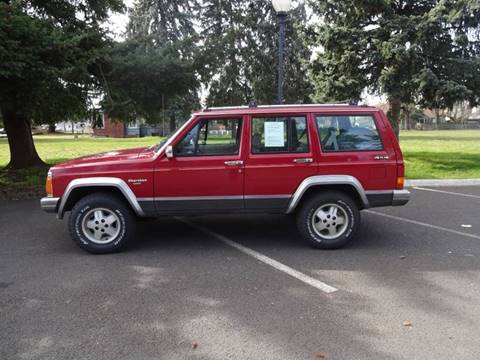 1992 Jeep Cherokee for sale in Portland, OR