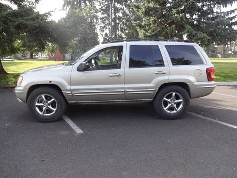 2004 Jeep Grand Cherokee for sale in Portland, OR