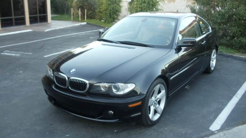 2004 Bmw 3 Series 325Ci 2dr Coupe One Owner with Sort Package In San ...