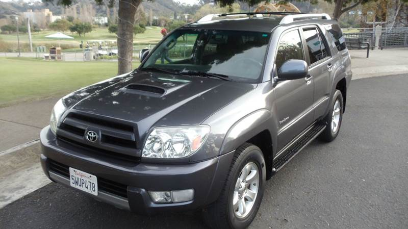 2005 Toyota 4Runner Sport Edition, Automatic 4Dr Like New   San Diego CA
