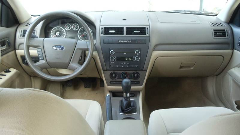 2008 ford fusion s 4cyl manual sedan one owner like new in san diego rh proudmotors com 2010 Ford Fusion 2008 ford fusion sel owners manual